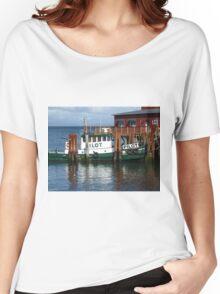 Astoria Pilot Boat Women's Relaxed Fit T-Shirt