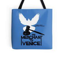 Merchant of Venice - Shakespeare Tote Bag