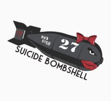 Suicide Bombshell #27 Dub City T-Shirt