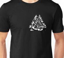 Geometric Triangle Unisex T-Shirt