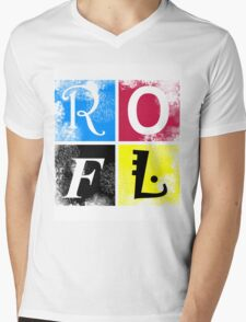 Rolling On the Floor Laughing T-Shirt