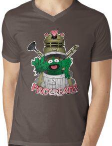 PROCREATE! Mens V-Neck T-Shirt