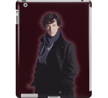 Benadryl Cumberbund as: Sherlock iPad Case/Skin