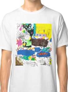 then and now Classic T-Shirt
