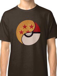 Pokemon Dragon Ball Fusion  Classic T-Shirt