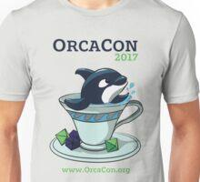 OrcaCon 2017 Kickstarter T-shirt Unisex T-Shirt