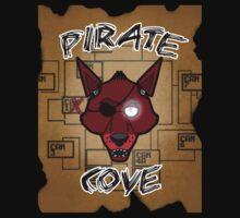 Pirate Cove Foxy T-Shirt