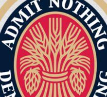 Old Row Miller Sticker