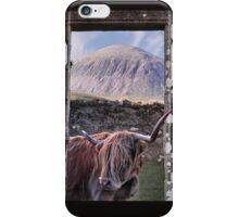Highland Coo-Lin iPhone Case/Skin