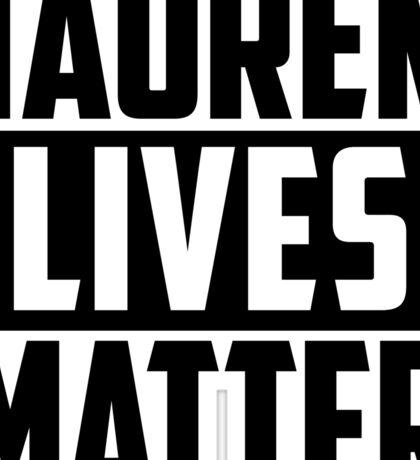 Warcraft - Tauren Lives Matter Sticker