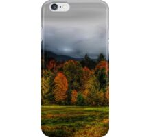 Cabin at the End of the World iPhone Case/Skin