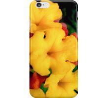 Mini macro flowers iPhone Case/Skin