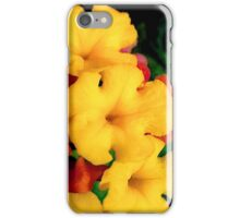 Mini macro flowers iPhone Case/Skin
