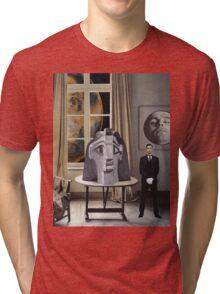 """""""When Mars Dreams"""" Tri-blend T-Shirt"""
