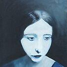 Anais Nin by Conrad Stryker