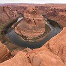 Horseshoe Bend near Page, Arizona by Josef Pittner
