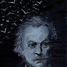 William Blake and the Heavenly Host by Conrad Stryker