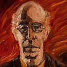 Henry Miller: Man on Fire by Conrad Stryker