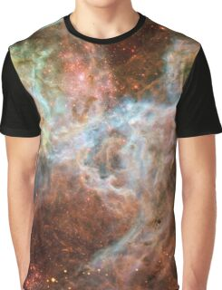 Celestial Firefly Graphic T-Shirt