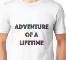 Coldplay - Adventure of a Lifetime Unisex T-Shirt