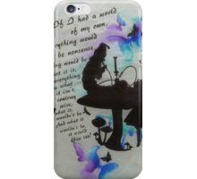 A Little Bit of Alice iPhone Case/Skin