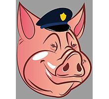PIGS IS PIGS.  Photographic Print