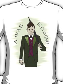a war is coming - the penguin - gotham T-Shirt