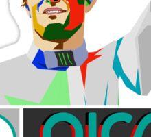 Nico F1 World Champion 2016 Sticker