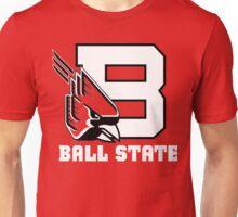 BALL STATE CARDINALS Unisex T-Shirt