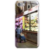 Shopping in Padova iPhone Case/Skin