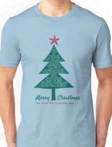 Merry Christmas From The Griswolds Unisex T-Shirt