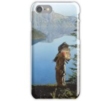 Praying to the Spirits iPhone Case/Skin