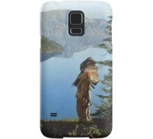 Praying to the Spirits Samsung Galaxy Case/Skin