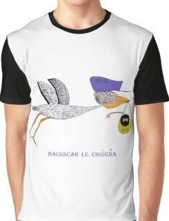 Stork Graphic T-Shirt