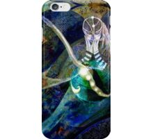 The Education of a Goddess iPhone Case/Skin
