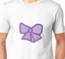 Cheer bow (iBack) Unisex T-Shirt