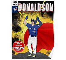 The Mighty Donaldson Poster