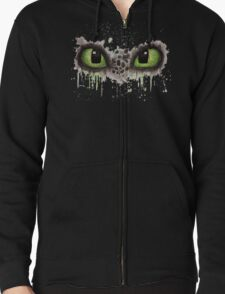 Toothless' eyes in watercolour T-Shirt