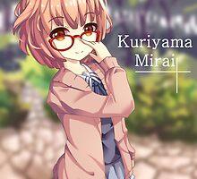 Kuriyama Mirai by NekoSlay