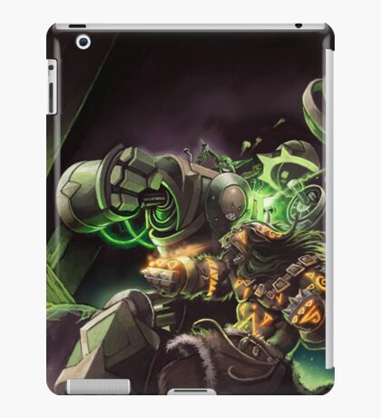 Warcraft Gob Tauren iPad Case/Skin