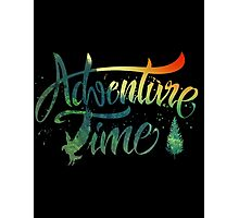 A Wild Adventure Time on Sunset Vintage Photographic Print