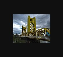 The Tower Bridge In Old Sacramento T-Shirt