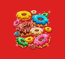 Donuts Party Time   Unisex T-Shirt