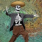 Dia de Los Muertos Fun Figure!  by Heather Friedman
