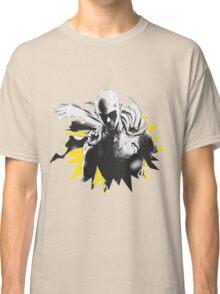 One Punch Man Saitama Classic T-Shirt