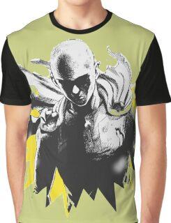 One Punch Man Saitama Graphic T-Shirt