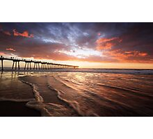 Hermosa Beach, California. Photographic Print