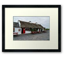 The Beach Bar, Aughris Head, Sligo, Ireland Framed Print