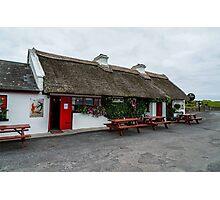 The Beach Bar, Aughris Head, Sligo, Ireland Photographic Print