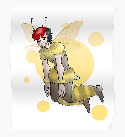 Bumble Butt Poster